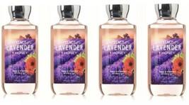 Bath & Body Works Französischer Lavendel Honig Duschgel 296ml ~ Menge vo... - $29.50