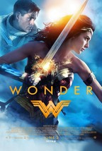 WONDER WOMAN Authentic New Original D/S 27X40 US Final Movie Poster Gal ... - $34.00