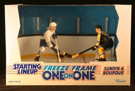 RAY BOURQUE / BOSTON BRUINS & MATS SUNDIN / TORONTO MAPLE LEAFS 1997 NHL - $22.88