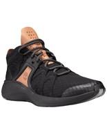 Mens Timberland Flyroam Go Chukka Sneakers - Black Knit Size 9.5 - $119.99