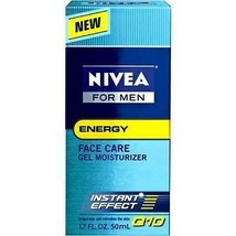 Nivea Men Q10 Energy Instant Effect Gel Moisturizer Light Fast Absorbing... - $49.99