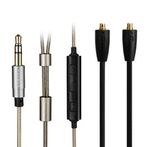 Silver Plated Audio Cable For SONY XBA-Z5 XBA-H3 H2 XBA-A3 A2 With remot... - $21.77