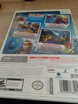 Nintendo Wii Monsters vs Aliens image 3