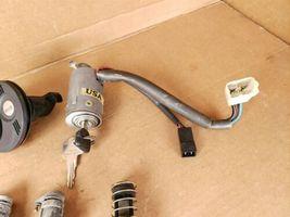 1991 Alfa Romeo 164 Ignition Switch Door Trunk Glove Box Lock & Key image 4