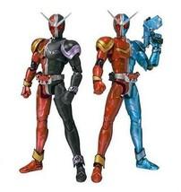 News.h.figuarts Masqué Kamen Rider W Double Chaleur Joker & Déclencheur ... - $61.67