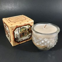 Rare Vintage 1982 Avon Spice Cupboard Candle in Country Vanilla NEW IN BOX - $5.86
