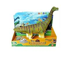 Think Toys Dino Park Sound Dinosaur Brachiosaurus Soft Figure Toy