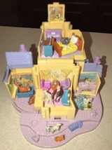 Vintage Polly Pocket Disney Aristocats House Compact COMPLETE RARE 1998 ... - $178.19