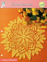 Crochet Pattern - Sunny Marigolds - Floral Beauties - House Of White Birches - $2.96