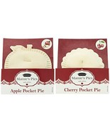 Mamie's 12 Pack Melt-in-Your-Mouth Single Serving Apple and Cherry Pies,... - $69.30