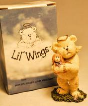 Boyds Bears & Friends: BunnyLuv - 24161 - Li'l Wings - Bears - $16.82