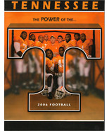 Tennessee Volunteers 2006 College Football Official Media Guide/Program-... - $18.95