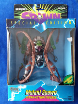 1996 MCFARLANE TOYS  SPECIAL EDITION MUTANT SPAWN ACTION FIGURE - $8.50