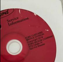 2020 Ford Ecosport Servizio Negozio Riparazione Officina Manuale Su CD N... - $247.11