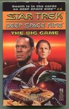 Star Trek Deep Space Nine 4 The Big Game Sandy Schofield First Printing - $8.90