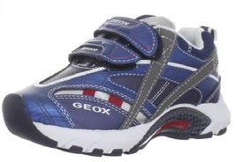 Geox Baby stark Sneaker (Toddler/Little Kid) , Size US 6.5, EUR 22 - $29.70