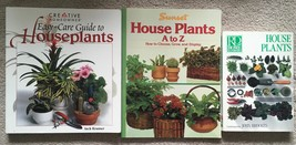 Lot 3 Houseplants House Plants books Reader's Digest, Creative Homeowner... - $2.69