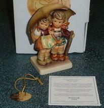 Stormy Weather Hummel Figurine #71/2/0 TMK7 60th Anniversary With Original Box! - $241.53