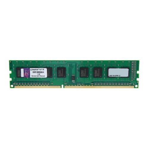 Primary image for Kingston KVR13N9S8H/4 4GB DDR3 1333 Non-ECC DIMM SRx8 1.5V 240Pin Memory Retail