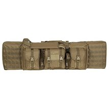 "VooDoo Tactical Men's Padded Weapons Case, Coyote, 46"" - $139.94"