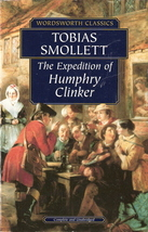 The Expedition of Humphry Clinker by Tobias Smollett 1853262706 - $3.00