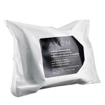 Avon Makeup Remover Wipes Contains 24 Wipes Toallitas Desmaquilladoras - $9.89