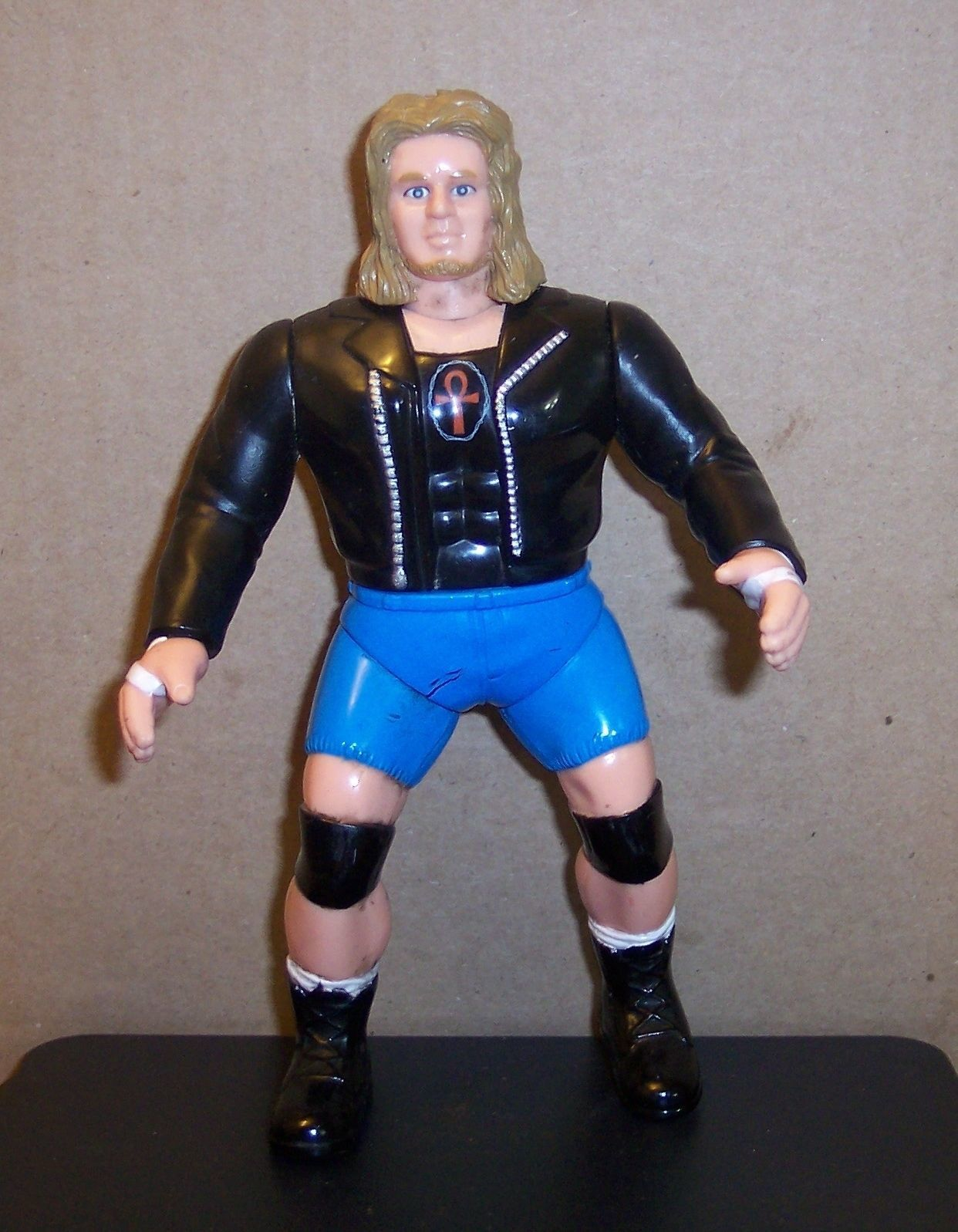 "Primary image for Raven WCW OSFTM 6"" Wrestling Action Figure WWE WWF TNA [1899]"