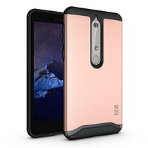 TUDIA Merge Nokia 6.1 Case with Heavy Duty Extreme Protection/Rugged but Slim Du - $13.15