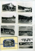 Renfro Valley Kentucky Set of 8 Black & White Selected Photographs - $24.72