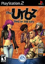 The Urbz Sims in the City Playstation 2 PS2  Complete CIB - $14.39