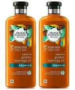 (Pack of 2) Herbal Essences Bio Renew Shampoo Golden Moringa Oil 13.5 FL OZ - $24.74