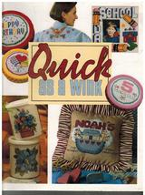 Quick As a Wink by Leisure Arts Best Published by Oxmoor House 1996 - $9.75