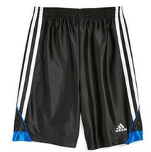 adidas Little Boys' Speed Shorts, Black, Size 2T - $15.88