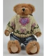 Boyds Bears Bailey & Friends Plush Teddy Bear Edmund Collectible Handmad... - $17.99