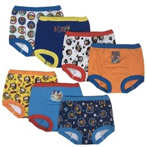 PAW PATROL Boys Potty Training Pants Underwear Toddler 7-Pack Size 2T, 3... - $19.99