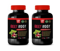 complete digestion - BEET ROOT - boost sustained natural energy 2 BOTTLE - $33.62