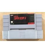 Super Scope 6 Super Nintendo Game - $34.65