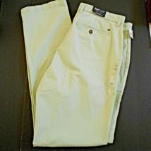 Tommy Hilfiger THFlex Custom Fit Mens 34 X 34 Green Pants Stretch - $44.99