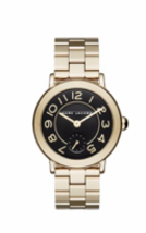 Marc Jacobs MJ3512 Riley Gold-Tone 36mm Watch - $99.00