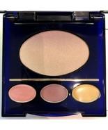 NEW ESTEE LAUDER All-Over Face Powder Go Pout  LIPSTICK PINK PARFAIT SHI... - $24.95