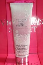 Victoria's Secret FRESH SNOWFALL Fragrant Moisturizing Lotion 8 fl. oz./... - $18.76