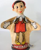 Vintage Gund Walt Disney Productions Pinocchio ... - $9.41