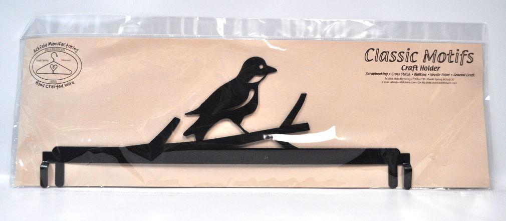Classique Motifs 45.7cm Oiseau sur une Branche En-Tête