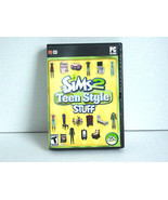 Sims 2: Teen Style Stuff  (PC, 2007)  BEST OFFERS WELCOMED MAKE AN OFFER... - $4.74