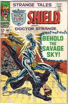 Strange Tales Comic Book #165 Marvel Comics 1968 VERY FINE+ - $58.94