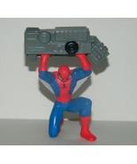 Marvel Comics Spider-Man Lifting Image PVC Figure Comic Images 1985 NEW ... - $11.64
