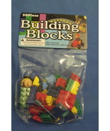 Toys New Kole Imports Building Blocks Play Set 50 Pieces - $7.95