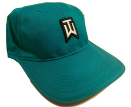 NEW NIKE TW Tiger Woods Ultralight VAPOR/RZN Tour Adjustable Cap/Hat-Tea... - $75.89