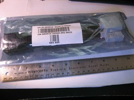 CN-0R0915-25960 Dell Molex DMS-59 to DVI Y Splitter Video Card Cable - NOS Qty 1 - $5.69