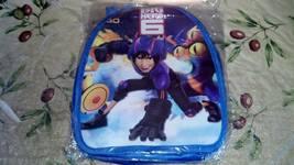 Big Hero 6 Kid Adjusted Travel Backpack Shoulder - Random Color and Design image 7